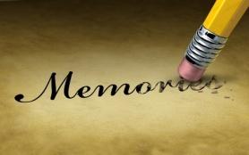 erase memories
